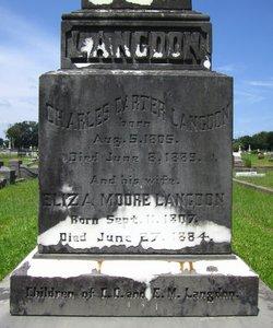 Charles Carter Langdon