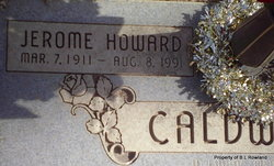Jerome Howard Caldwell