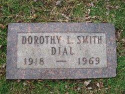 Dorothy L <i>Smith</i> Dial
