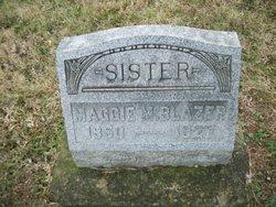 Mary Margaret Maggie Blazer