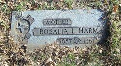 Rosalia Laura <i>Becherer</i> Harm