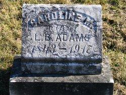 Caroline M <i>Balch</i> Adams