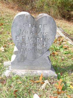 Infant Son Murray