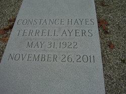 Constance <i>Terrell</i> Ayers