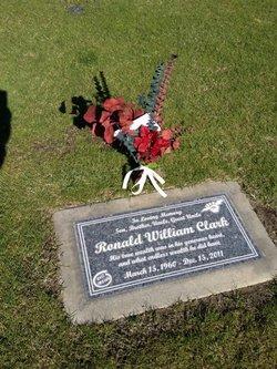 Ronald William Ronnie Clark