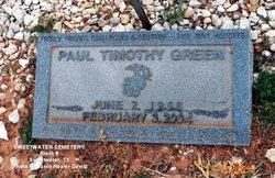 Paul Timothy Green