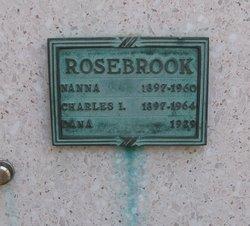Charles Irving Rosebrook