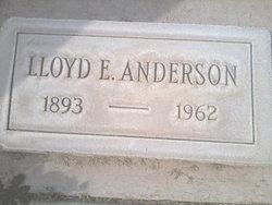Lloyd Elvin Anderson
