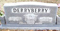 Marie Carmeny Bolerjack <i>Smith</i> Derryberry