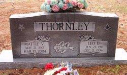 Mattie Vaudine <i>Herman</i> Thornley