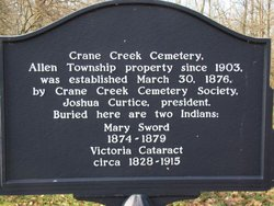 Crane Creek Cemetery