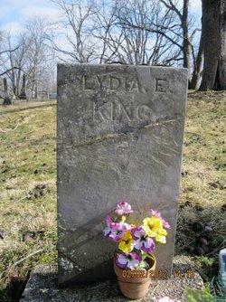 Lydia E. <i>Cripe</i> King