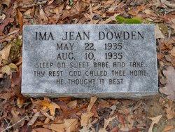 Ima Jean Dowden