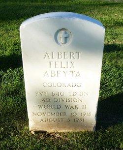 Albert Felix Abeyta