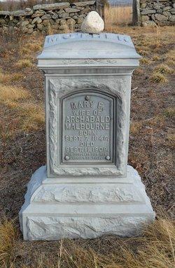 Mary F. Malbourne