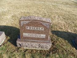 Elizabeth <i>Miller</i> Friedly