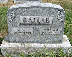 Menervia Jane <i>Fox</i> Bailie