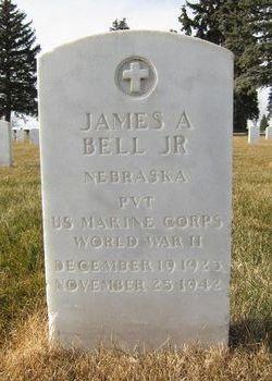James A Bell, Jr