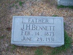 Joseph Hugh Bennett