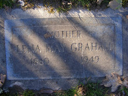 Lena May <i>Beardsley</i> Graham