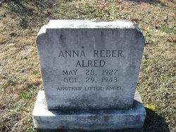 Anna Reber Alred