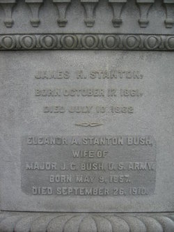 Eleanor Adams <i>Stanton</i> Bush