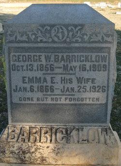 George W. Barricklow