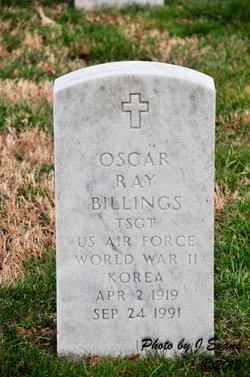 Oscar Ray Billings