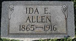 Ida E. Allen