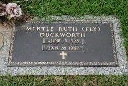 Myrtle Ruth <i>Fly</i> Duckworth