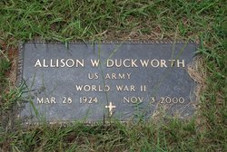 Allison W. A. W. Duckworth