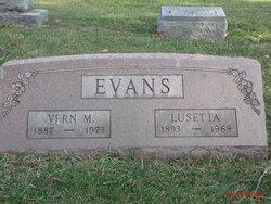 Lusetta <i>Bristow</i> Evans