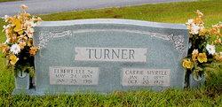 Elbert Lee Turner, Sr