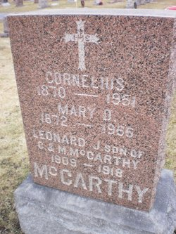 Cornelius McCarthy