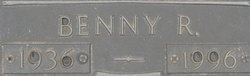 Benny Robert Cloninger