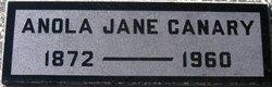 Anola Jane <i>Gibson</i> Canary
