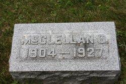 McClellan George Adams