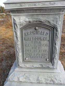 Archibald Malbourne