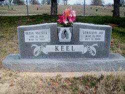Oleta Valeria <i>Deatherage</i> Keel