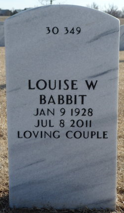 Louise W Babbit