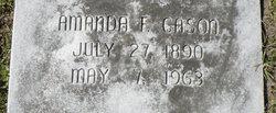 Amanda L. Mandy <i>Futch</i> Cason