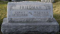 Cora Ida <i>Zengler</i> Friedman