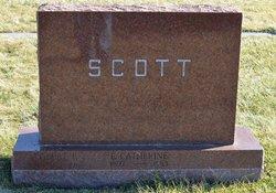 Emma Catherine Katie <i>Wertz</i> Scott