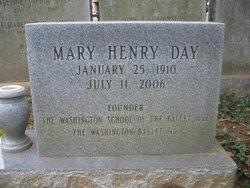 Mary <i>Henry</i> Day