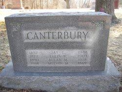 Pvt Allan M. Canterbury