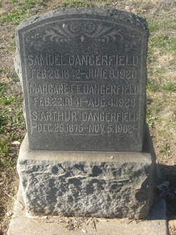S. Arthur Dangerfield