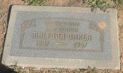 Maltona <i>Martin</i> Baker