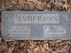 James Franklin Anderson
