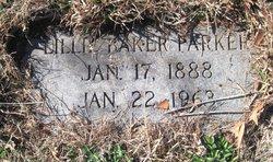 Lillie Estelle <i>Baker</i> Parker