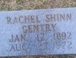 Florence Rachel <i>Shinn</i> Gentry
